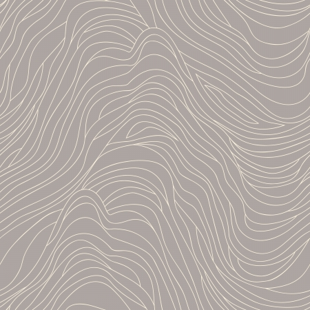 vector seamless texture with  waves Illustration