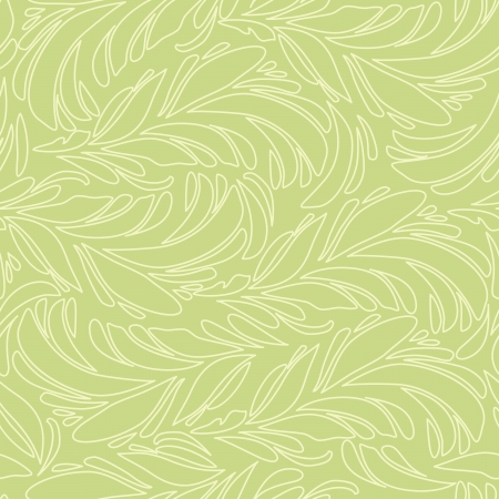 Seamless abstract pattern with bright feather Vector