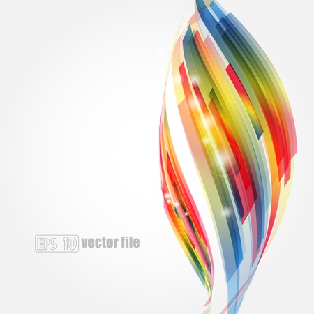 Abstract bright colorful background Vector Stock Vector - 17446985