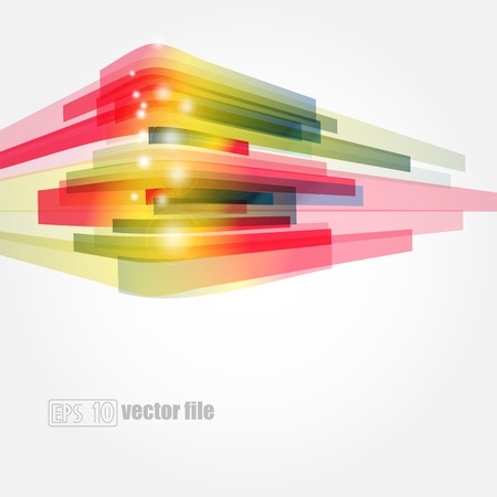 Abstract bright colorful background Vector Stock Vector - 17446995