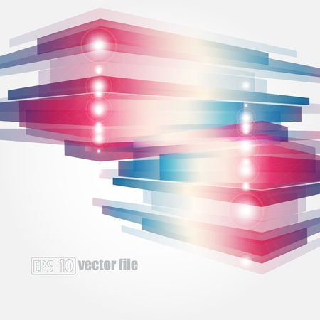Abstract bright colorful background Vector Vector