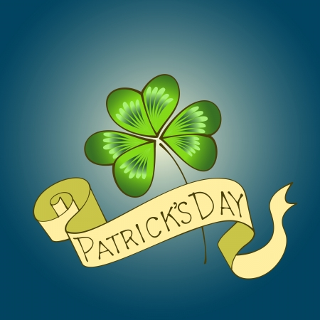 St  Patrick s Day background   Stock Vector - 17958757