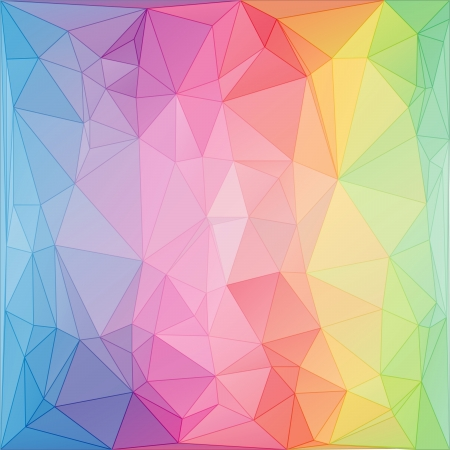 triangular shape: triangular style abstract background of triangles