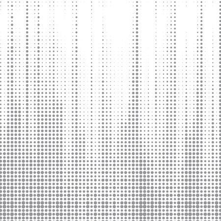 Dot halftoon abstracte vector achtergrond