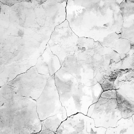oude gebarsten gips vector structuur achtergrond