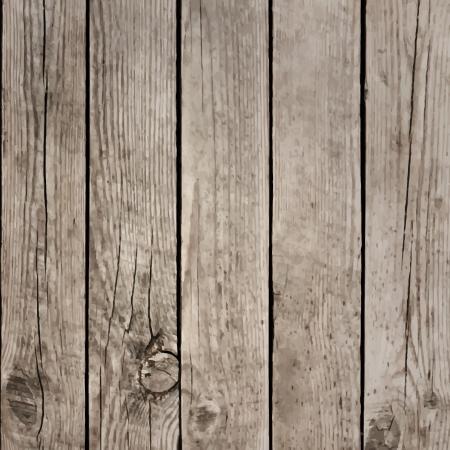 dřevěný: Dřevěné desky Floor Vector Texture