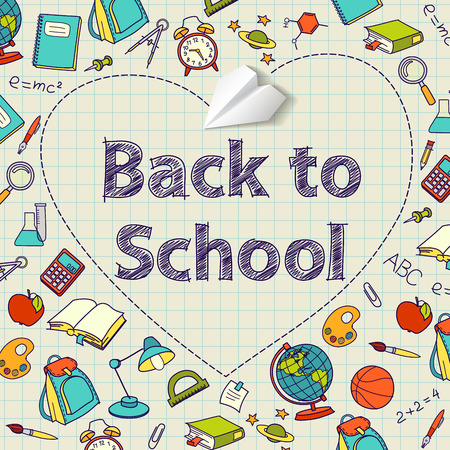 925 End Of School Stock Vector Illustration And Royalty Free End ...