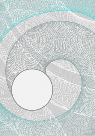 circumference: Background image is formed by circles of different shades of gray and offset relative to each other