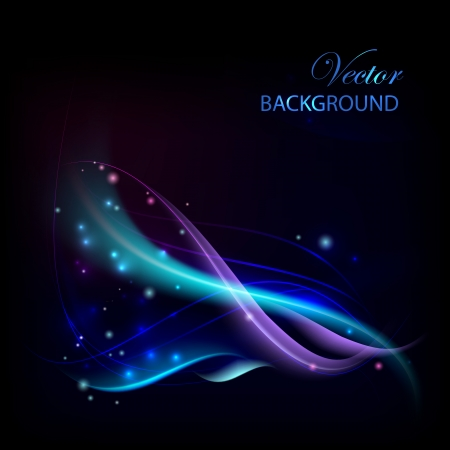 neon wallpaper: Business elegant blue abstract background  illustration