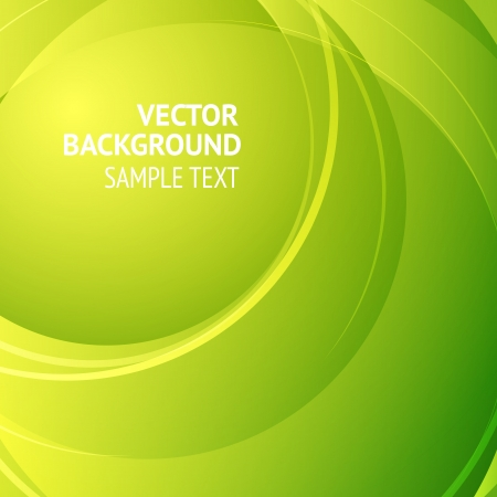 Background design, abstract green backdrop  Vector Illustration, eps10, contains transparencies  Illustration