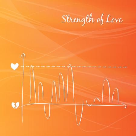 tachycardia: Rising love diagram
