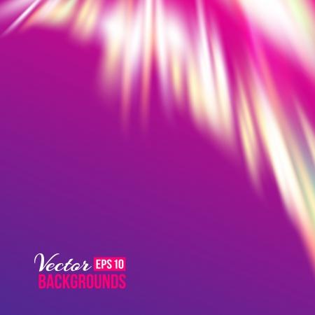 The northern lights  Vector illustration Stock Illustration - 17773396