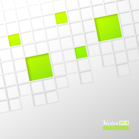 transparencies: Abstract mosaic background  Vector illustration, contains transparencies, gradients and effects