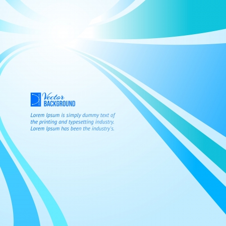 cool background: Straight lines abstract background  Vector illustration  Illustration