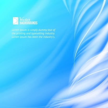 tornado: Abstract blue tornado illustration