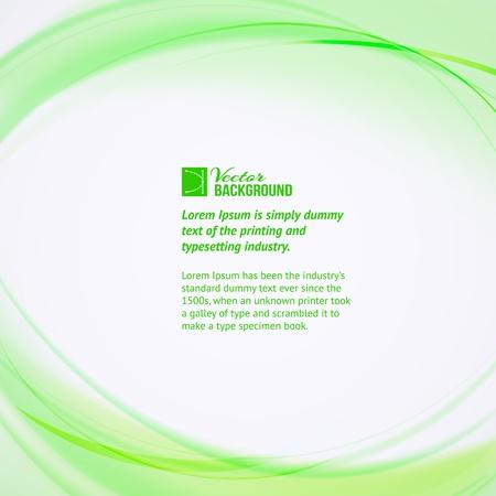 backround: Green background illustration Illustration