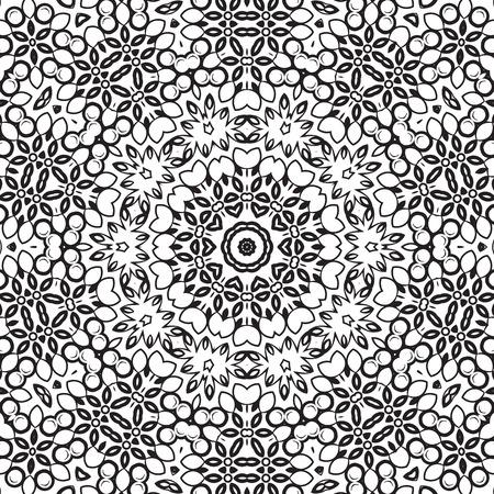Medallion circular design. Vector illustration. Stock Vector - 23079473