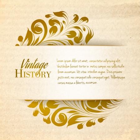 card design: Holiday greeting card. Vector illustration.