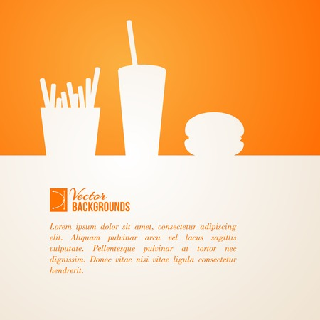 food box: Fast food design