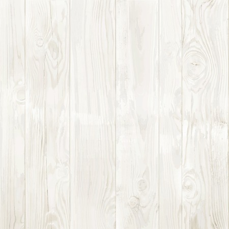 Wood texture for your shabby chik vintage design. Vector illustration. Vectores