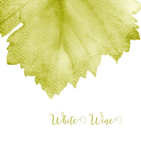festival of the grape harvest: Concept design for a wine list. Vector llustration.