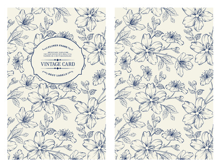 cherry pattern: Cover design for you personal cover.