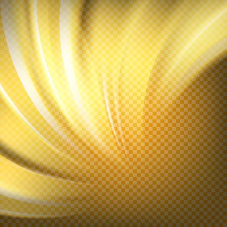 lucidity: Colorful smooth light lines background. Vector illustration, eps 10, contains transparencies.