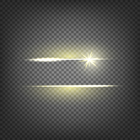 flare light: Abstract background lighting flare special effect. Abstract dark background. Transparent sunlight special lens flare light effect. Flash set, collection. Vector illustration. Illustration