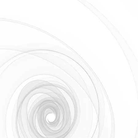 Beautiful abstract concept design. Gray swirl and blur vortex background. Abstract light shape. Grey gradient wallpaper. Vector illustration.
