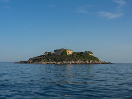 kotor: MAMULA Island (Entrance to the Bay of Kotor)