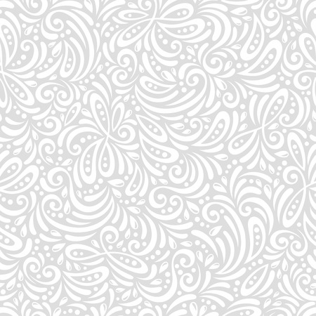 Endless texture can be used for printing onto fabric and paper or scrap booking. Curls and dot shape.