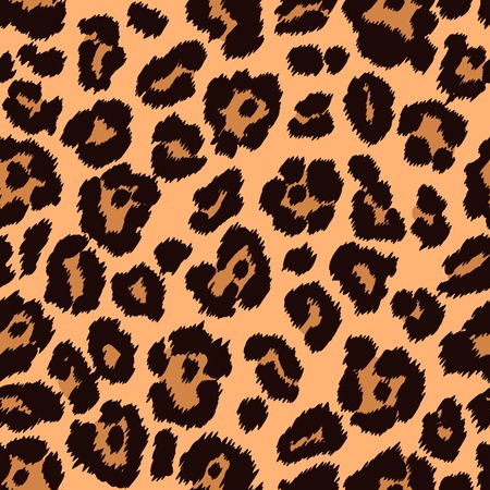 Animal print, leopard texture. Endless texture can be used for printing onto fabric and paper or scrap booking. Can be used as web sites backdrop. Illustration