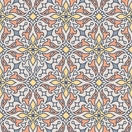 Arabic seamless pattern, tiling.