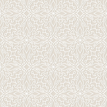 tiling: Lace seamless pattern, tiling.  Illustration