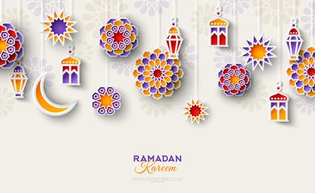 Decoración geométrica islámica