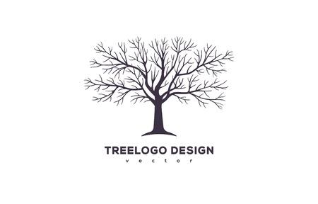 Baumlogo-Design