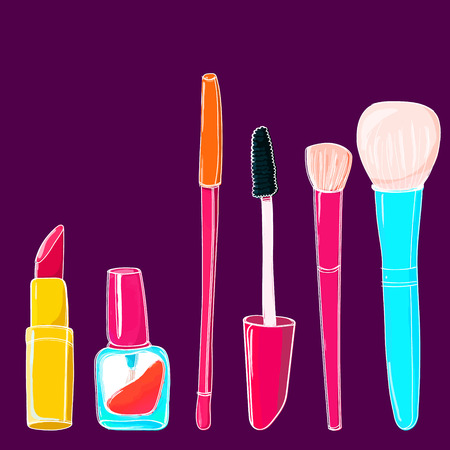 pallette: Makeup tools and accessories