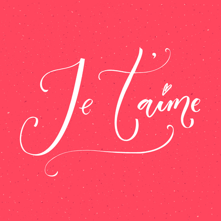 Jetaime I Love You In French Language Romantic Saying Modern Amazing Romantic Saying