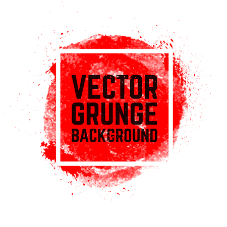 business backgound: Vector grunge background with banner. Design element in vector.
