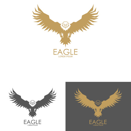 6302 Eagle Logo Stock Illustrations Cliparts And Royalty Free