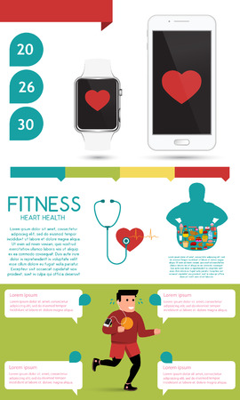 control of body movement: Fitness and heart health.
