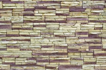 texture-colored pebbles. masonry Stock Photo - 12108338