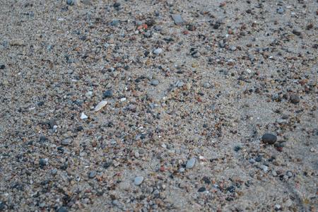boulders: Baltic Beach boulders stones Stock Photo