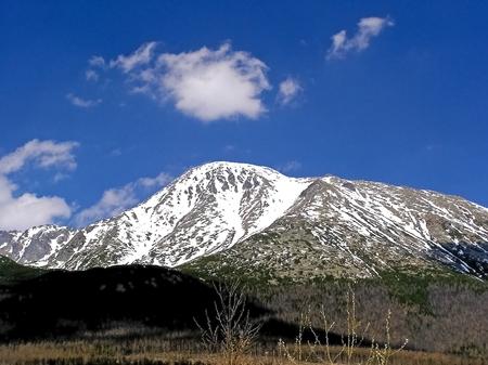 reigns: High Slavkovsky peak in the Slovak mountains reigns dimensions in Slovakia