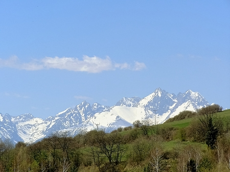 geologists: High Tatras and Slovak mountains photo During spring day photo of the valley at the time hiking nature.