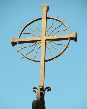 crux: Cross Stock Photo