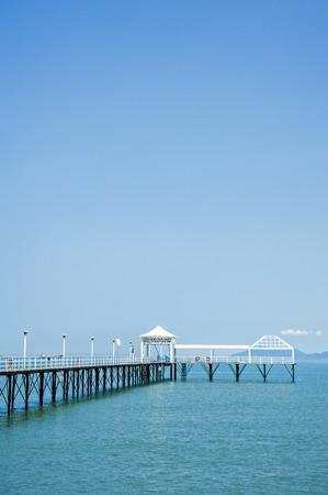 convective: The Sea Bridge viewing platform