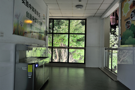 corridors: Corridors and windows