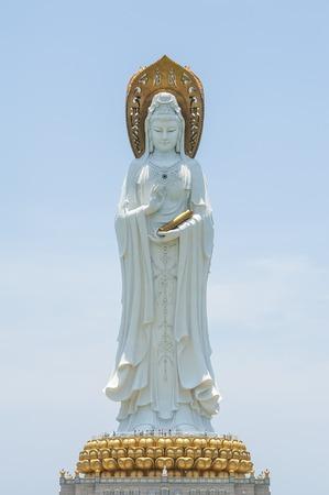 merciful: Nanshan, Hainan three goddess