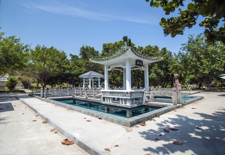and sanya: Sanya, Hainan tianya haijiao scenic waves Pavilion